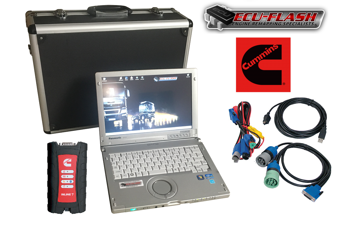 Heavy Duty Truck Diagnostic Software home shop heavy duty diagnostics cummins cummins inline 7 interface ...