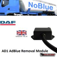 DAF adblue removal module