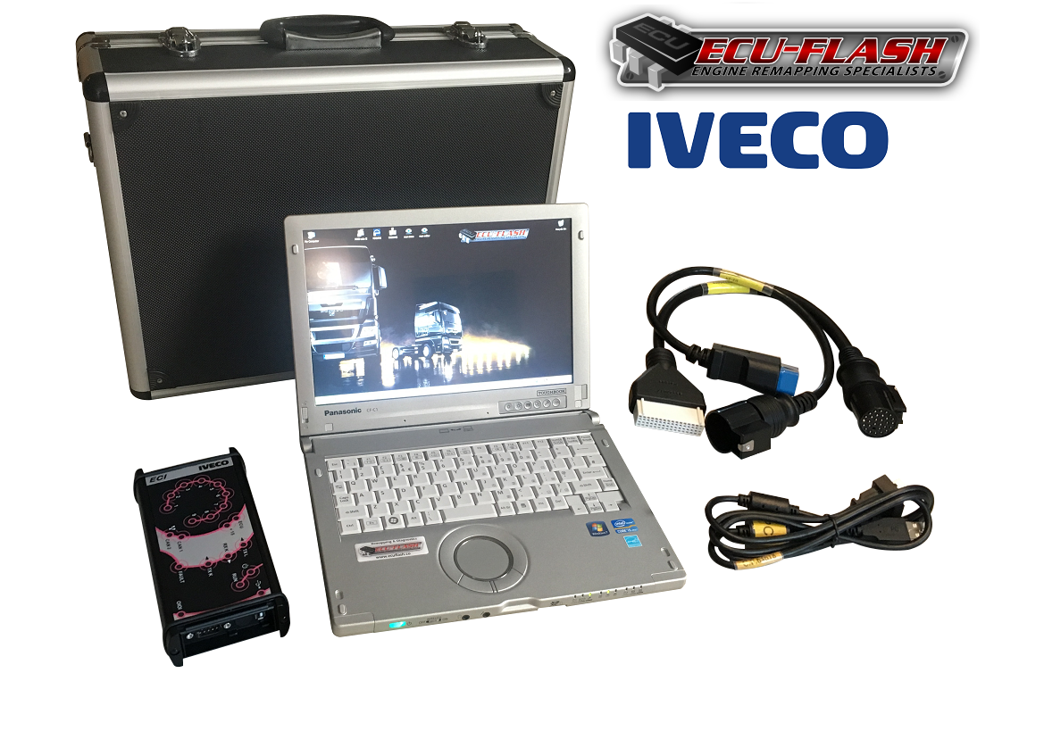 Iveco Eltrac E A S Y ECI with EASy v14 1 Software