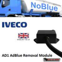 iveco adblue removal module