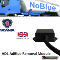 Scania adblue removal module