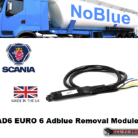 Scanoa Euro 6 adblue removal module