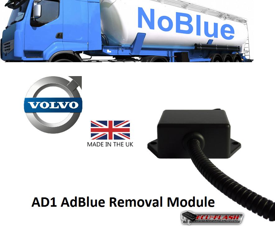 Volvo AD1 – Adblue Removal Module