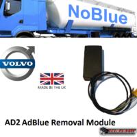 volvo adblue removal module